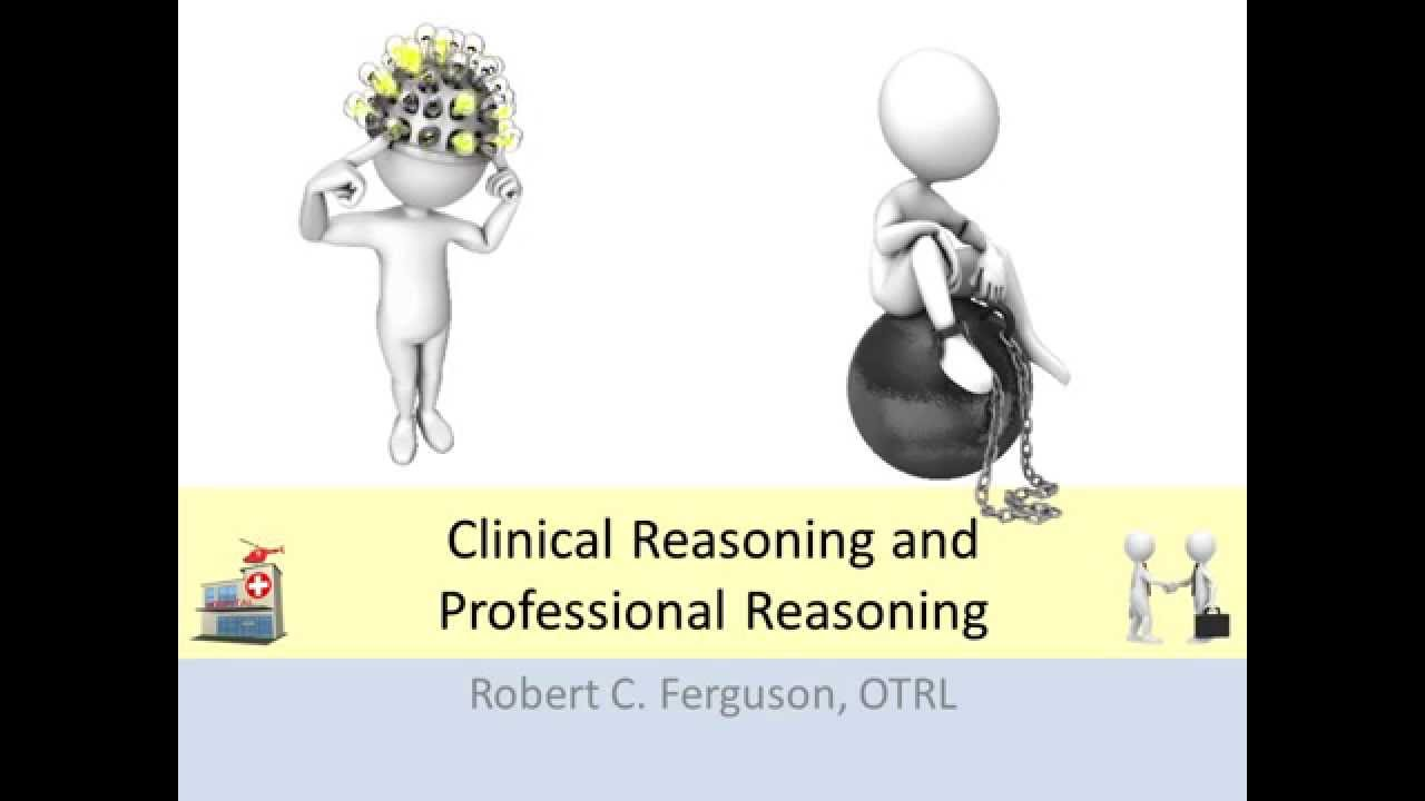 """clinical reasoning In this commentary we explore some of the limitations of high-stakes examinations in assessing clinical reasoning and propose utilizing situated cognition theory to guide research and development of innovative modes of """"in- vivo"""" assessments that can be used in longitudinally and continuously in clinical."""