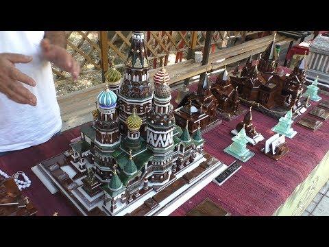 Ереванский вернисаж (Шёпот Бога),Yerevan, 23.06.19, Su, Video-3.