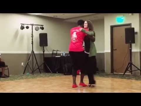 Donald Wilson Semba Demo with Shannon Urza