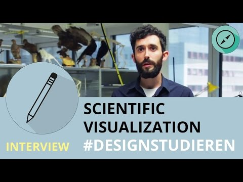 Interview Scientific Visualization #designstudieren