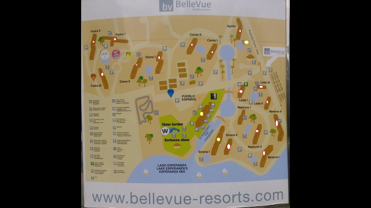 Bellevue Club Alcudia Mallorca Hotel Info 180 S