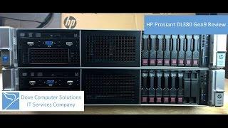 HP ProLiant DL380 Gen9 Rack Server Quick Review (4K)