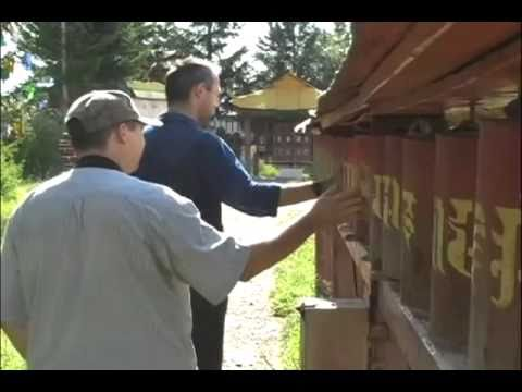 Верхний Баргузин (ГРОТ) - часть 1/6