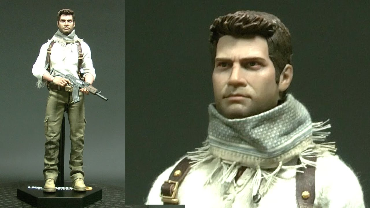 Sideshow Collectibles Uncharted 3 Nathan Drake Sixth Scale Action