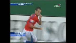 Germany vs Czech Republic 0 3 Euro Qualifier 2008