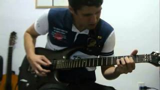 Erotomania - Dream Theater; linha de guitarra cover