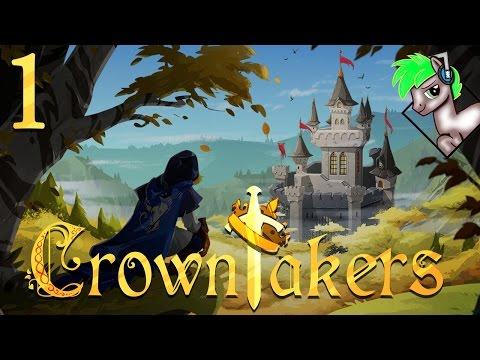 Let's Play Crowntakers   Part 1   Königssohn  
