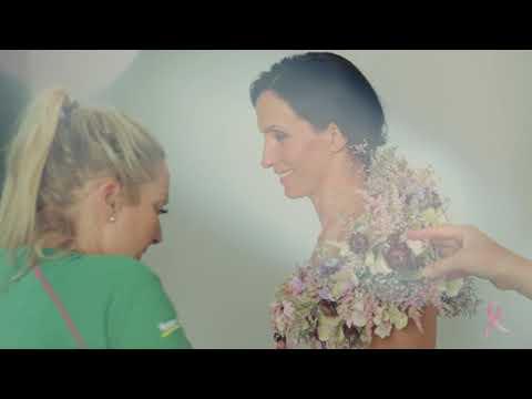 Se Marit Bjørgens spektakulære blomsterkjole