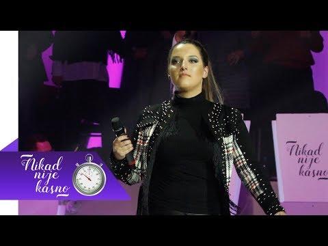 Aleksandra Susa - Treba vremena - (live) - NNK - EM 17 - 13.01.2019