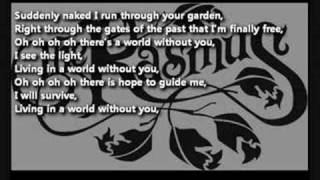 Living In A World Without You The Rasmus No Live Lyrics