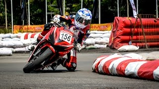 Road Race All new CBR150R (HDC 2016 Malang Jatim)