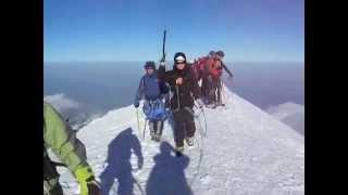 Mont Blanc 2010 - Italian way (Gonella) - www.lagozny.pl