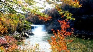 Cumberland Falls State Resort Park South Eastern Kentucky[HD]Beautiful