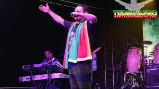 Teddy Afro Concert Ghion Hotel 2014 Addis Ababa