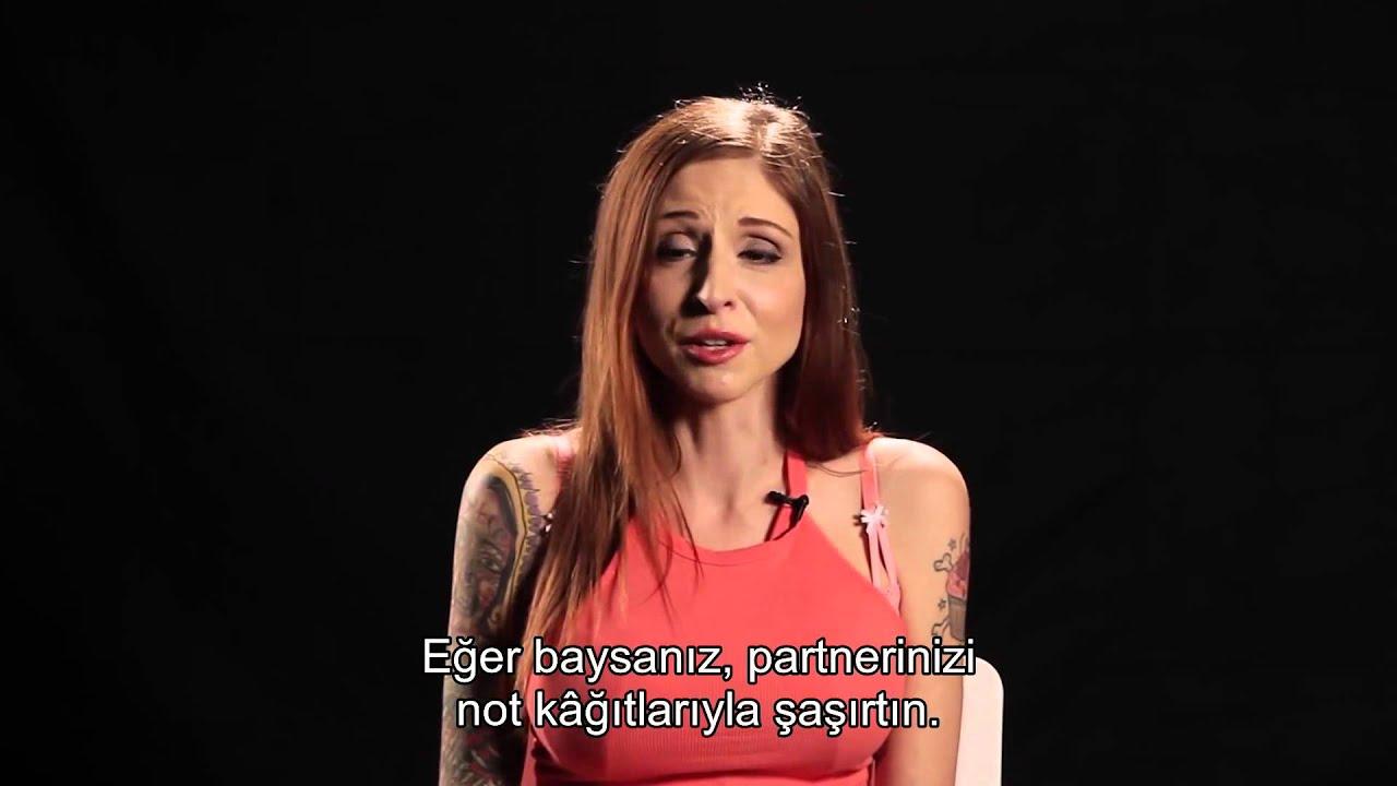 Porno Yıldızlarından İlişki Tavsiyesi - YouTube