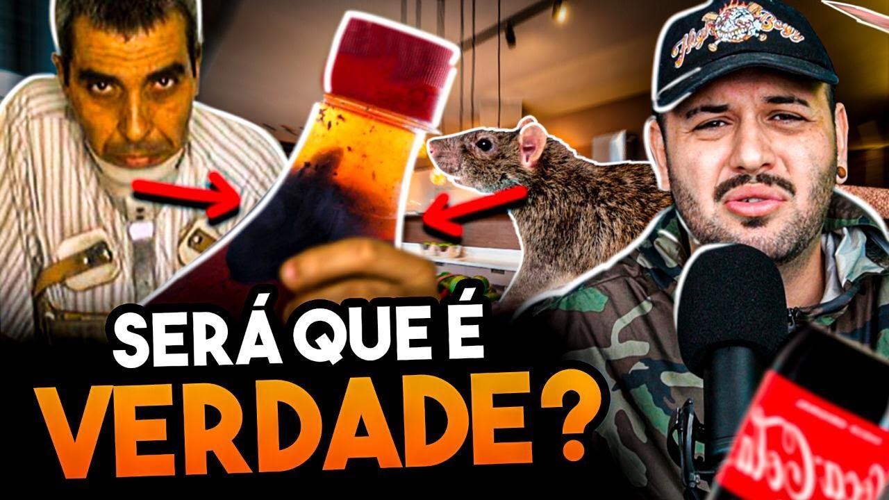 O RATO NA COCA - Brasil Bizarro #37