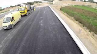 Budowa autostrady A4 Odcinek Białobrzegi - Budy Łańcuckie