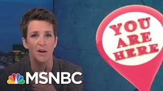 GOP Uses Health Care As Means To Tax Cuts | Rachel Maddow | MSNBC