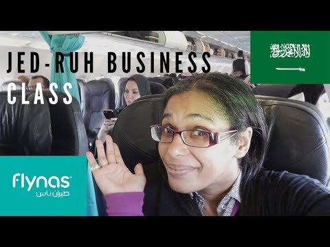 paying-to-upgrade-with-flynas-|-business-class-jed-ruh