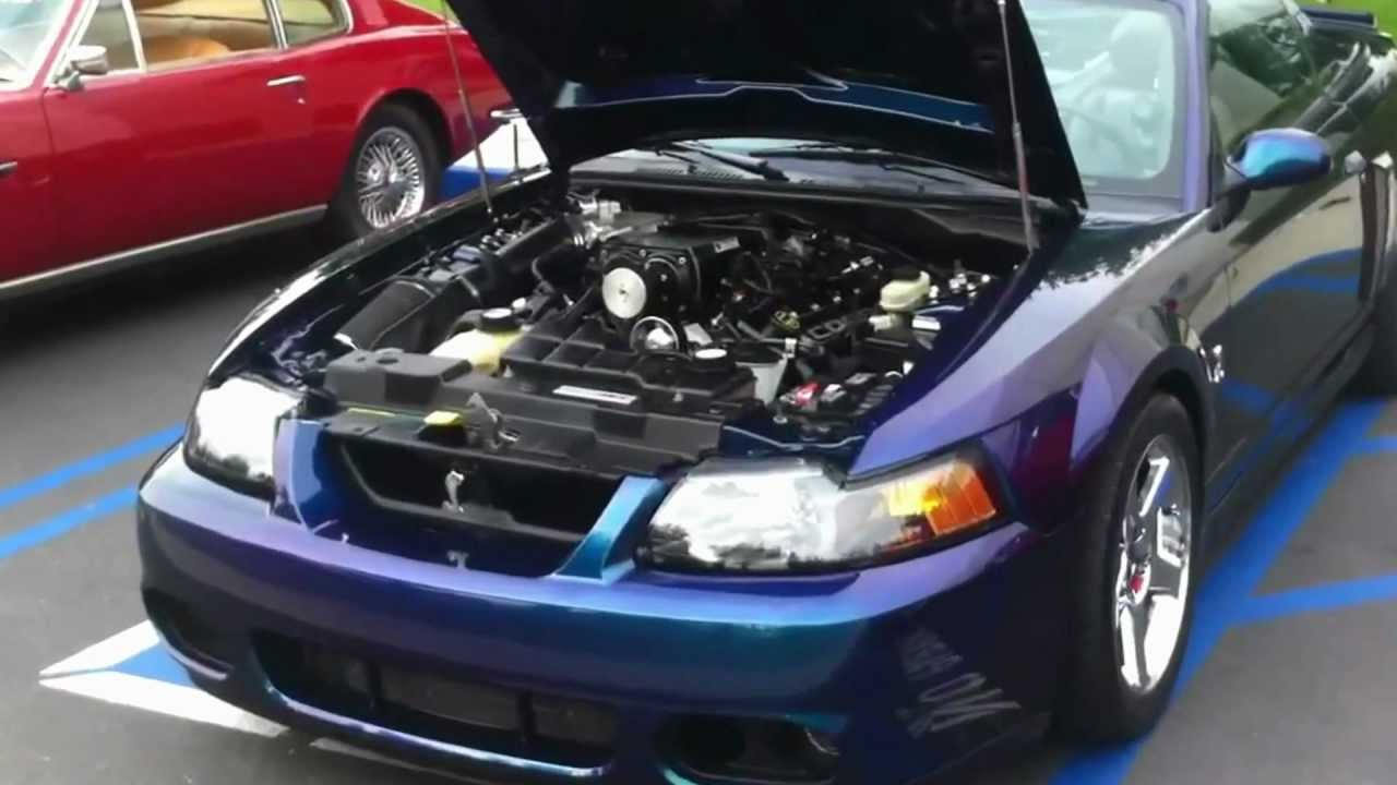 2004 mustang svt cobra mystichrome convertible youtube