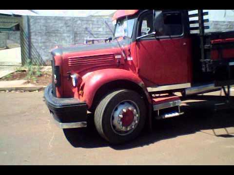 mercedes benz lp   truck parte  youtube