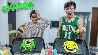Gambar cover El MEJOR HotCake GANA $10,000 (reto de arte con pancake)