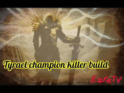 Heroes of the storm - Tyrael champion killer build