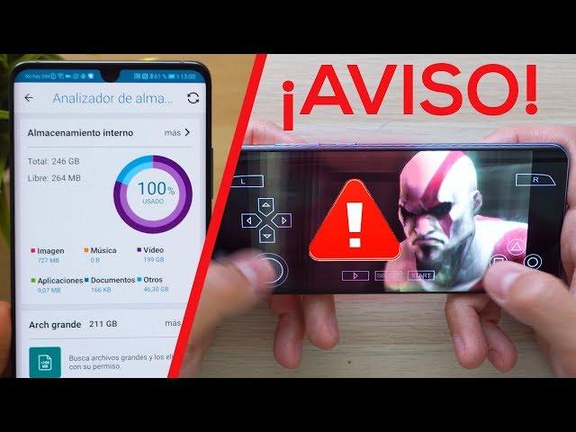 Huawei P30 PRO al LIMITE!! ESPERABA MÁS... 😔