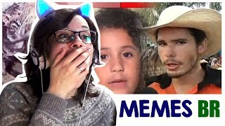 PORTUGUESA REAGE A MEMES BR