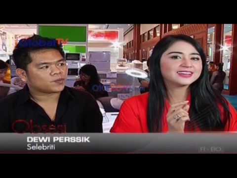 Dewi Persik Lakukan Operasi Sulam Bibir Kristal