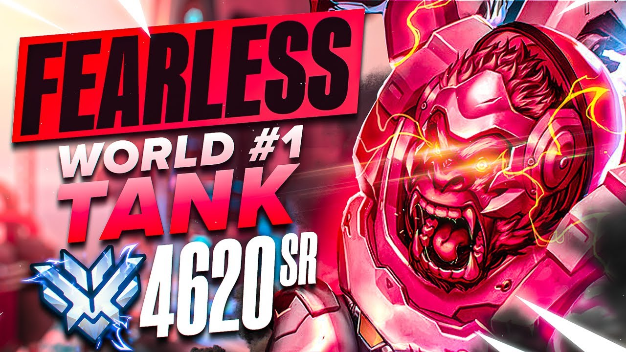 """""""FEARLESS"""" WORLDS BEST TANK PLAYER - Best of Fearless 