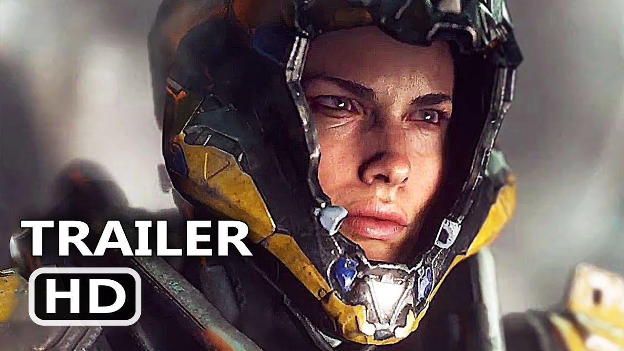 Mass Effect Animated Wallpaper Anthem Official E3 Gameplay Trailer 2017 Bioware New