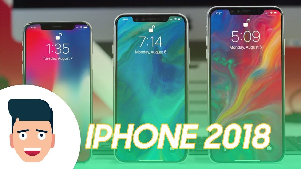 iPhone Xs, iPhone Xs Max, iPhone 9: Không nhiều đột phá?