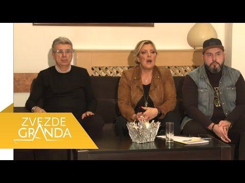 Sasa Popovic i Snezana Djurisic - Mentori - ZG Specijal 15 - 2018/2019 - (TV Prva 30.12.2018.)
