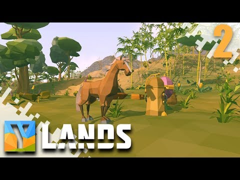 YLANDS - A New Friend! - EP02