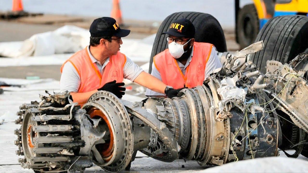 """Lion Air jet was """"not airworthy"""" on prior flight"""