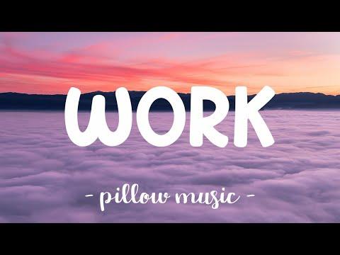 Work - Iggy Azalea (Lyrics) 🎵