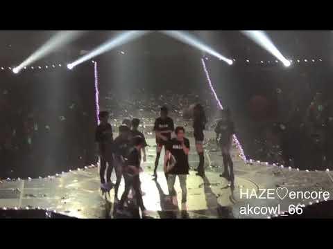 """17.12.02 KIM HYUN JOONG WORLD TOUR 2018 """"HAZE"""" in SOUL★encore"""