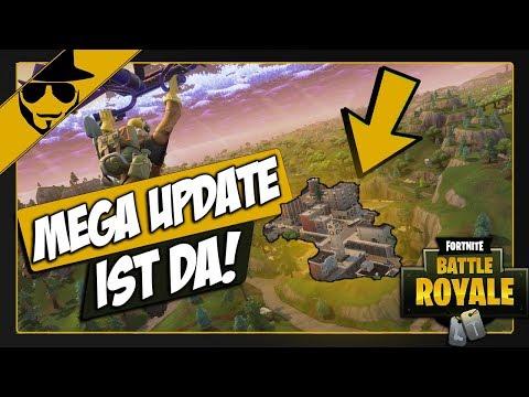 MEGA UPDATE - Fortnite | Map Anpassungen | Season 2 | Patch 2.2.0