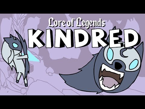 Lore of Legends: Kindred the Eternal Hunters
