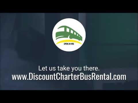 senior citizen bus rentals Los Angeles