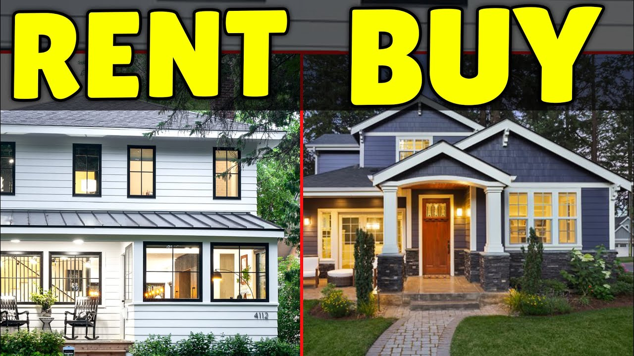 Difference in Renting vs. Buying a Home | 3 Rules