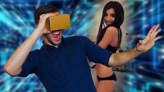 A Virtuális valóság barátnő szimulátor