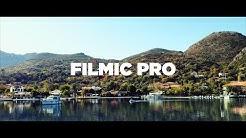 Mach dein Smartphone zur FILMKAMERA! - Filmic Pro App Review!