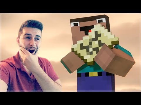 REACTING TO FUNNY MINECRAFT ANIMATIONS! DERP BROKE EVERYTHING! MINECRAFT MOVIE! Minecraft Animations