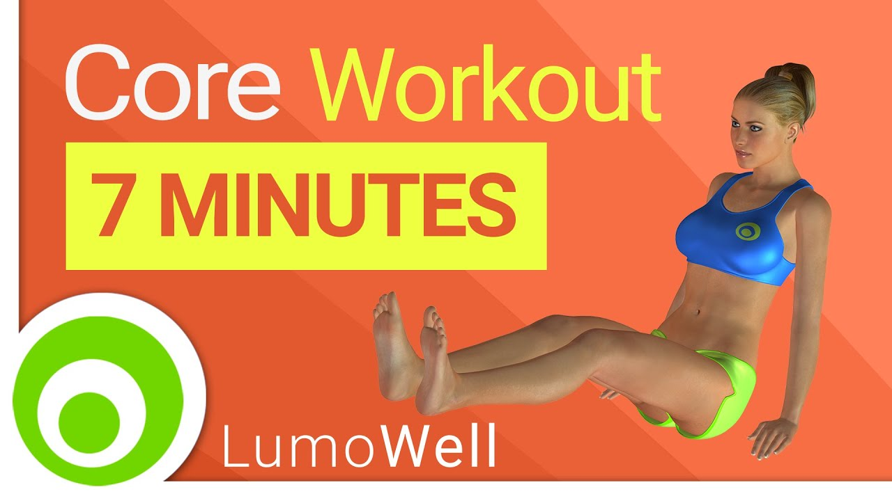 Core workout: best core exercises for women and for men at home ...