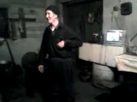 видео приколы пьяные каратисты в деревне