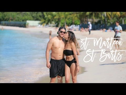 ST. MARTEEN AND ST.BARTS VLOG #PARADISEWITHPUR