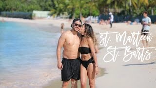 ST. MARTEEN AND ST.BARTS VLOG #PARADISE...