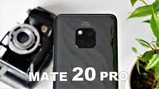 Test : Huawei MATE 20 PRO - Après 1 mois d'utilisation
